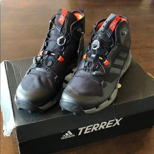 75eec21cd3f adidas Shoes - Adidas Men s Terrex Fast GTX Surround Hiking Boot